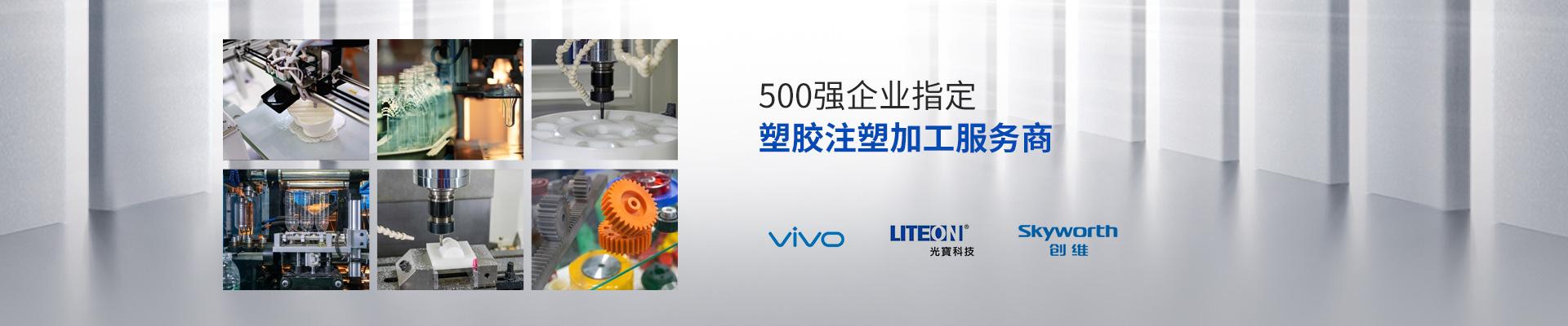 立新塑胶-500强企业指定塑胶注塑加工服务商