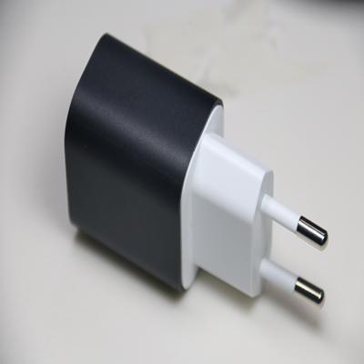 黑白撞色适配器电源注塑外壳