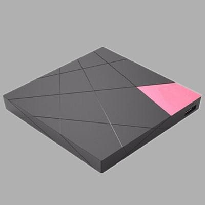 网络电视机顶盒注塑外壳