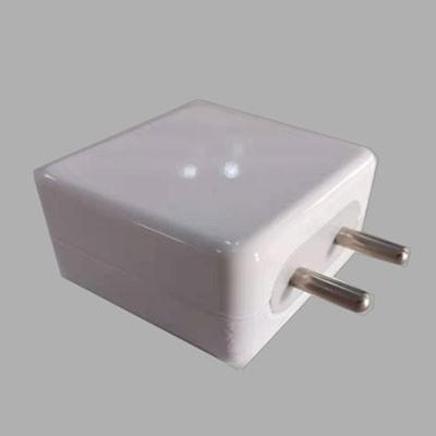 适配器印度规电源注塑外壳