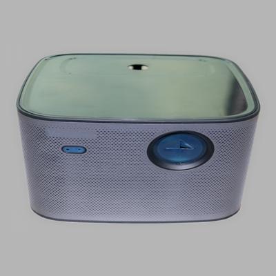 方型智能投影仪塑胶外壳