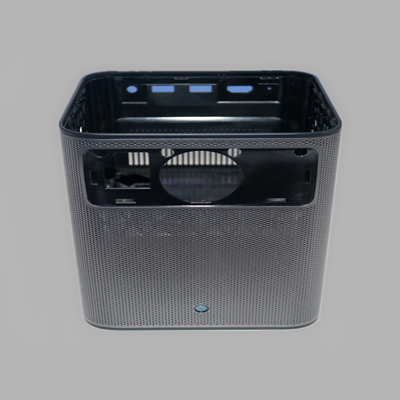 桶型智能投影仪塑胶外壳