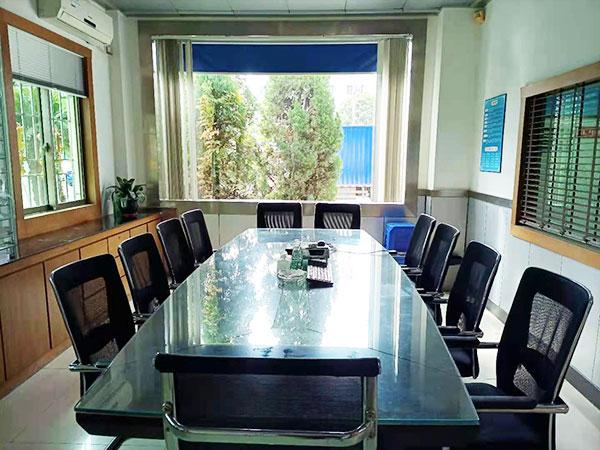 立新塑胶-企业会议室