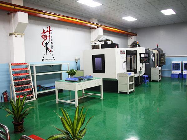 立新塑胶-CNC机台设备